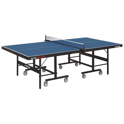 Stiga Elite Roller CSS Indoor Table Tennis Table