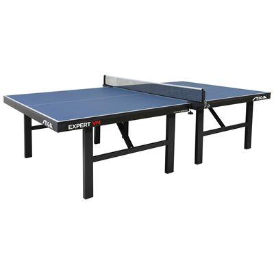 Stiga Expert VM ITTF Indoor Table Tennis Table