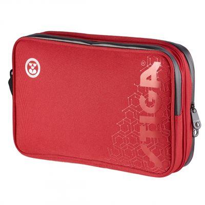 Stiga Hexagon Double Bat Wallet - Red