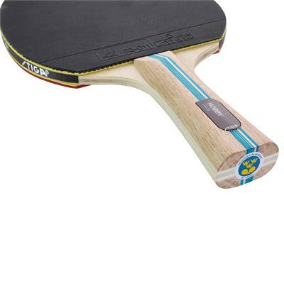 Stiga Hobby Haze Table Tennis Bat - Bottom