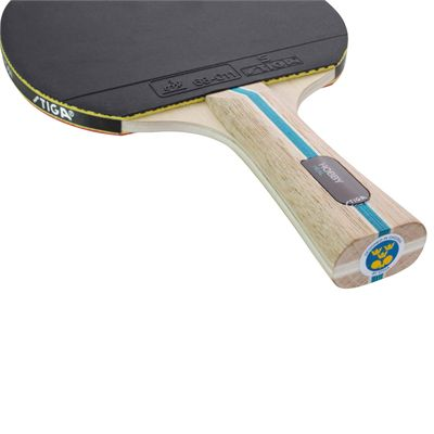 Stiga Hobby Heal Table Tennis Bat - Below