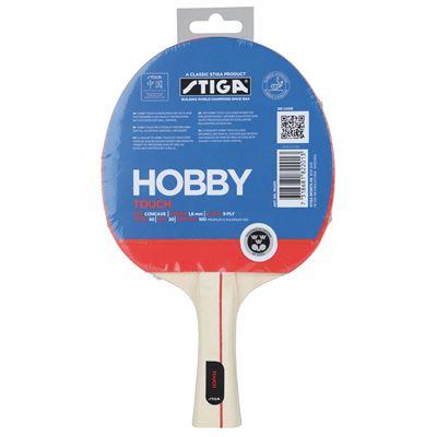 Stiga Hobby Touch Table Tennis Bat - Main Image