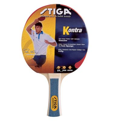 Stiga Kontra Table Tennis Bat