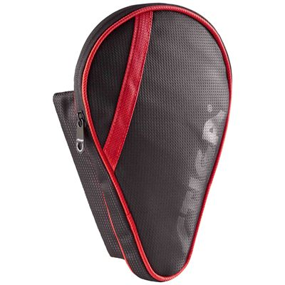 Stiga League Bat Cover - Black/Red