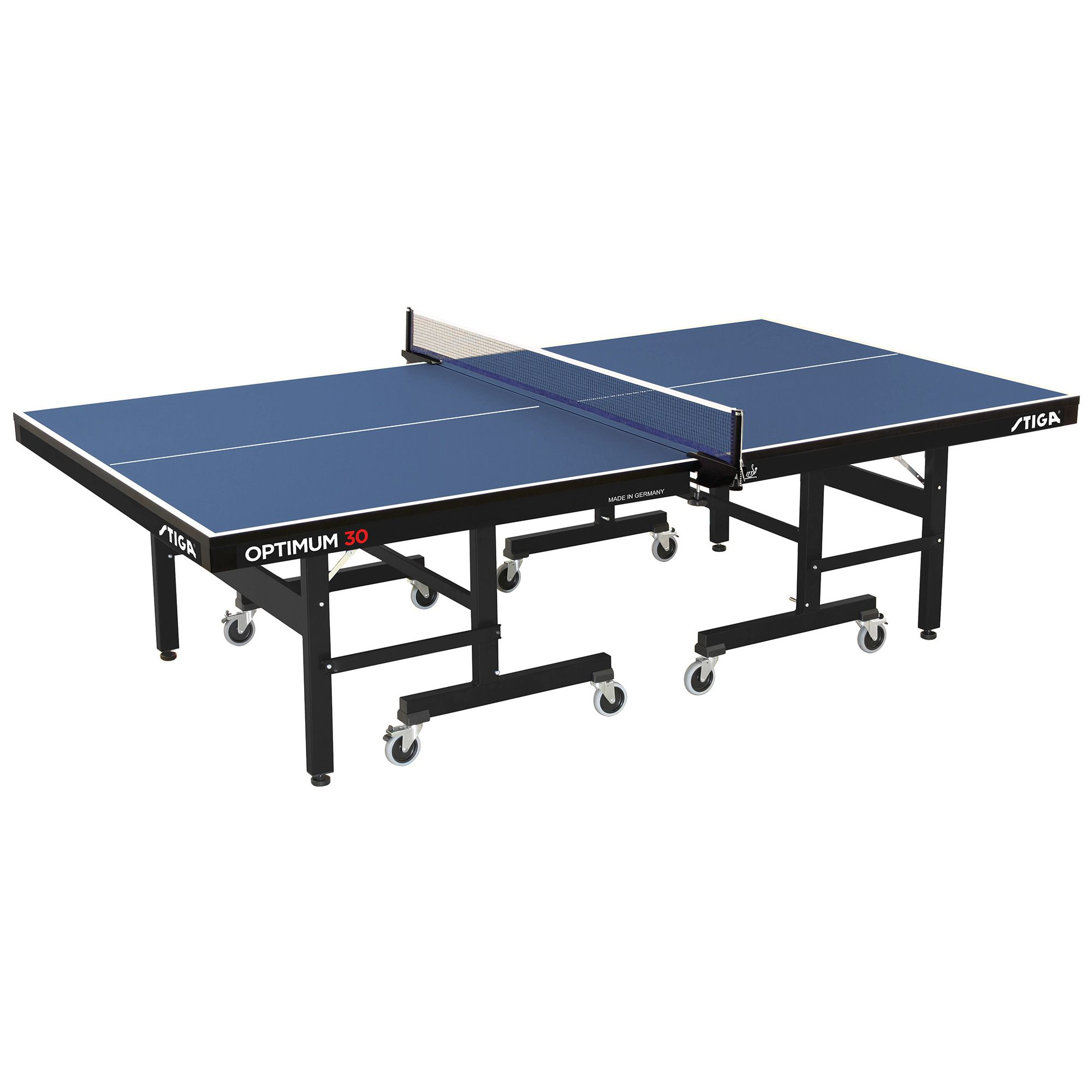 Stiga optimum 30 indoor table tennis table - Used outdoor table tennis tables for sale ...