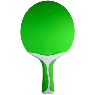 Stiga Outdoor Flow Table Tennis Bat - Standing