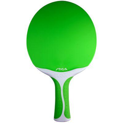 Stiga Outdoor Flow Table Tennis Bat - Standing