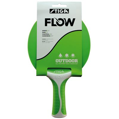 Stiga Outdoor Flow Table Tennis Bat