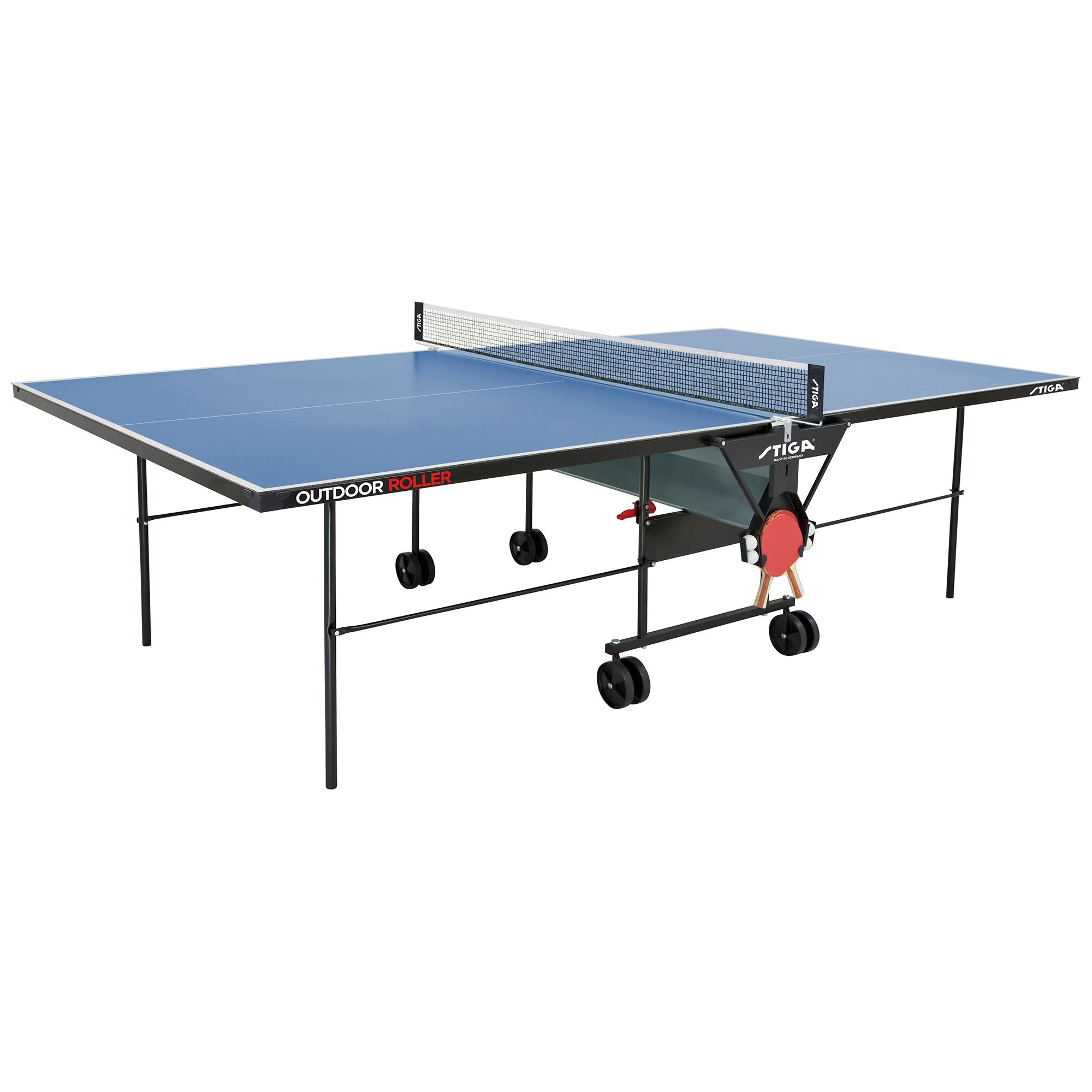 Stiga roller outdoor table tennis table - Stiga outdoor table tennis table ...