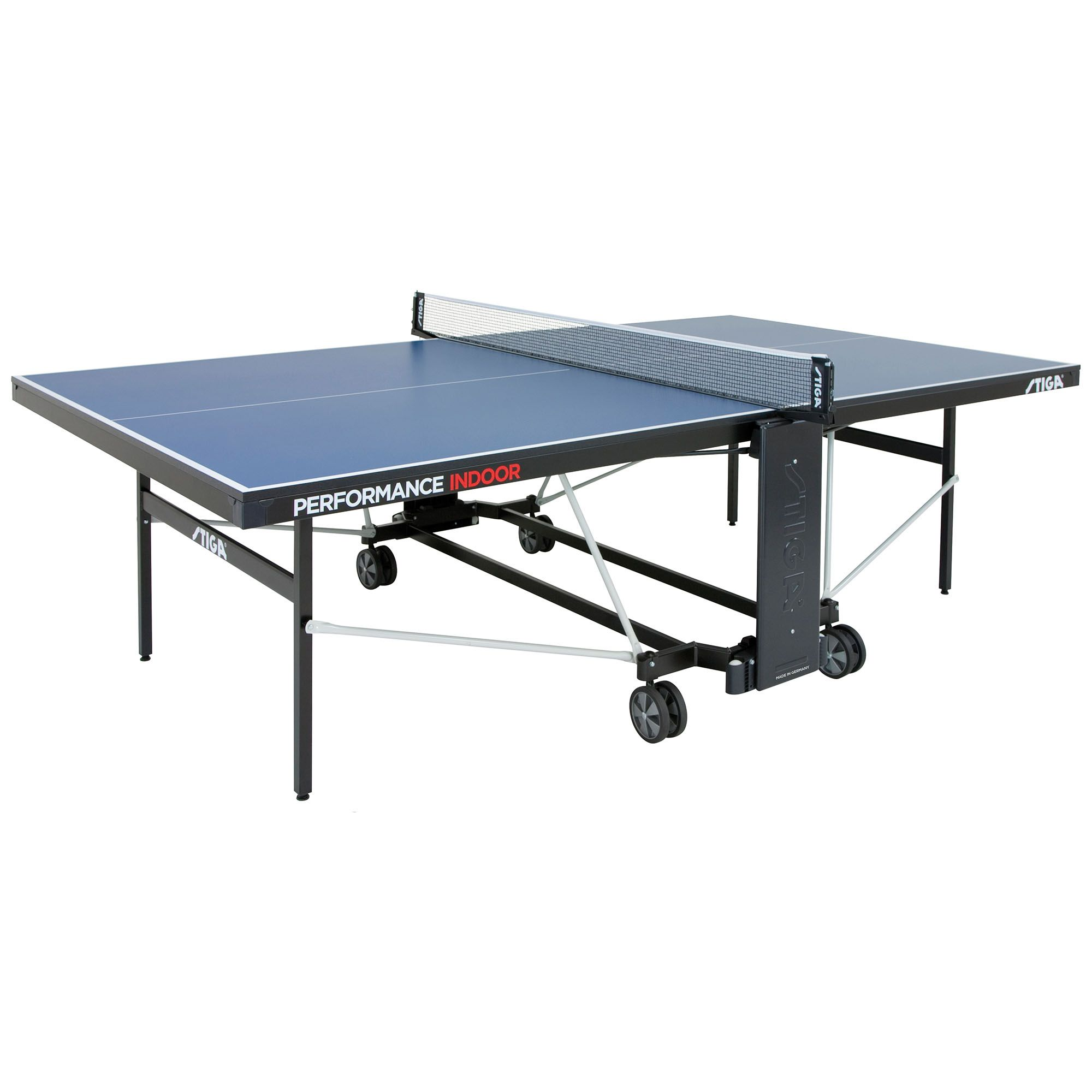 Stiga performance cs indoor table tennis table - Stiga outdoor table tennis table ...