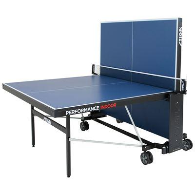 Stiga Performance CS Indoor Table Tennis Table - Playback
