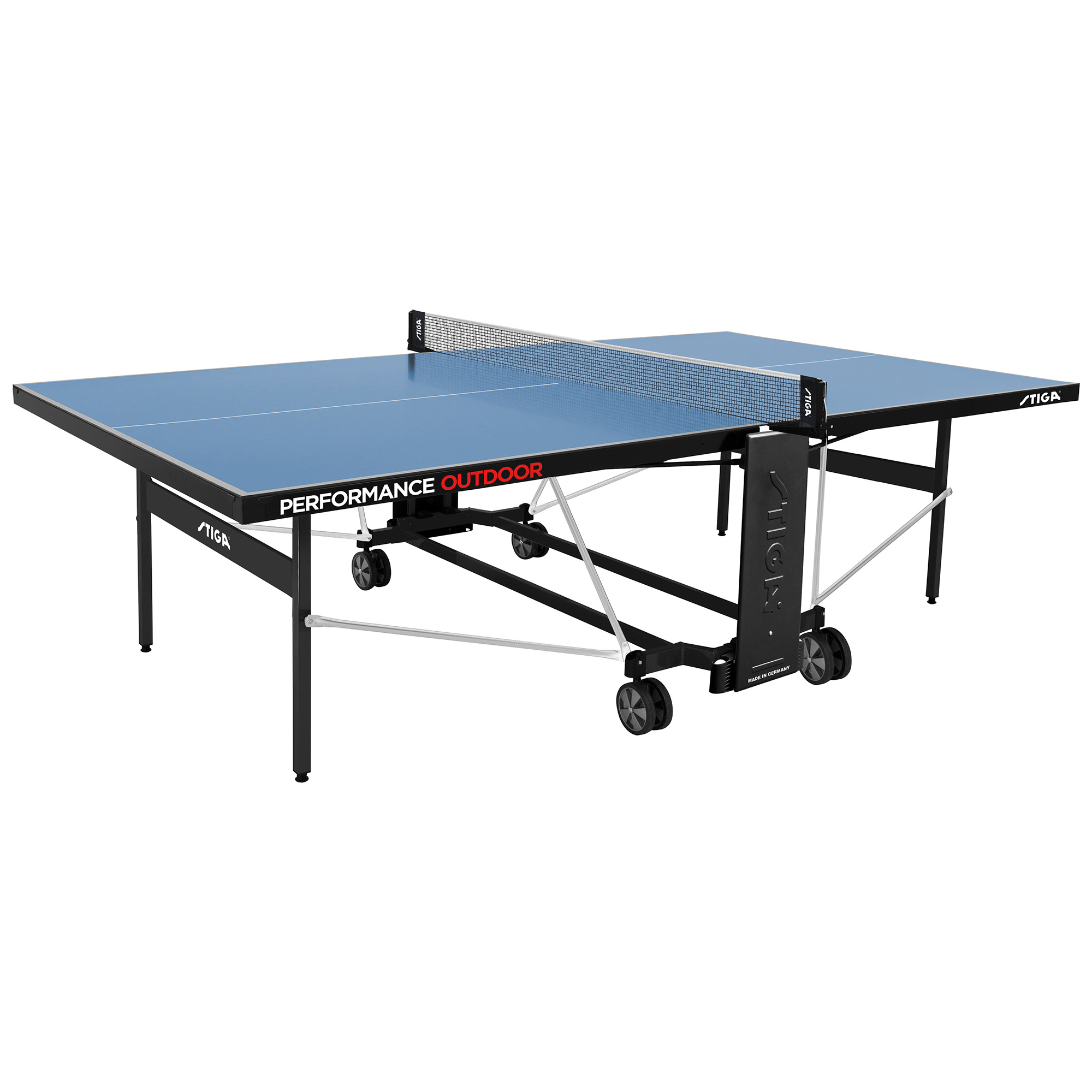 Stiga winner outdoor table tennis table - Weatherproof table tennis table ...