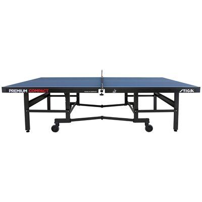 Stiga Premium Compact ITTF Indoor Table Tennis Table-Side