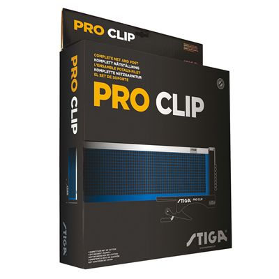 Stiga Pro Clip Table Tennis Net