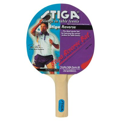 Stiga Reverse Table Tennis Bat