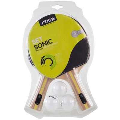 Stiga Sonic Table Tennis Set