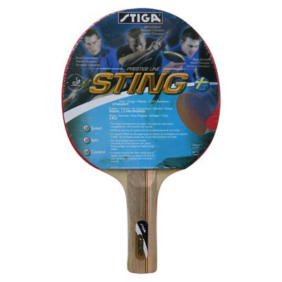 Stiga Sting Table Tennis Bat