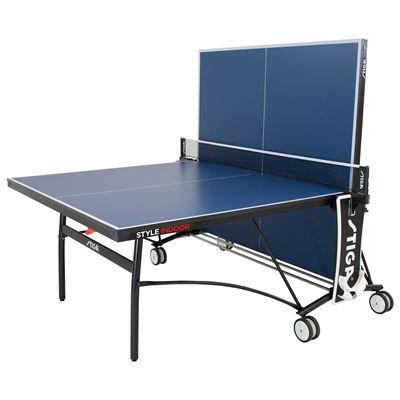 Stiga Style CS Indoor Table Tennis Table - Playback