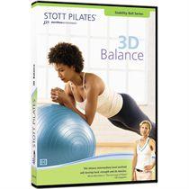 Stott Pilates 3D Balance DVD