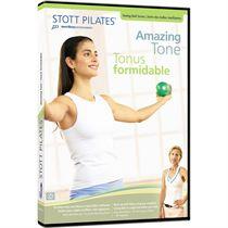 Stott Pilates Amazing Tone DVD
