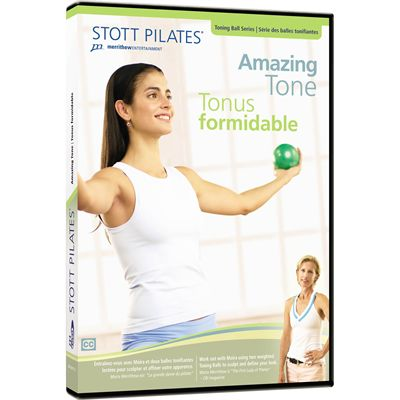 Stott Pilates Amazing Tone DVD