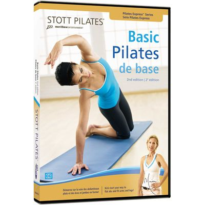 Stott Pilates Basic Pilates 2nd Edition DVD