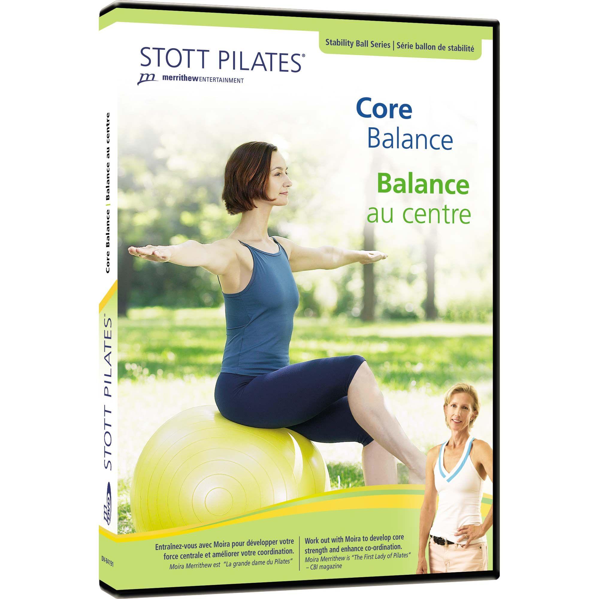 Stott Pilates Core Balance DVD