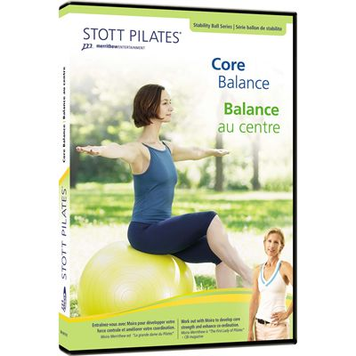 Stott Pilates Core Balance DVD