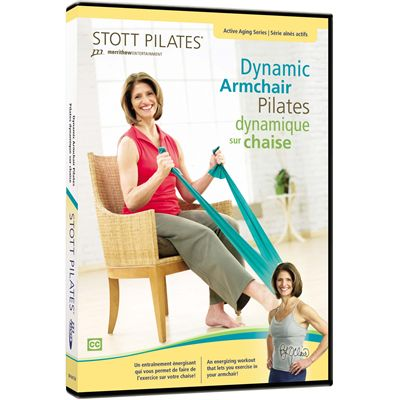 Stott Pilates Dynamic Armchair Pilates DVD