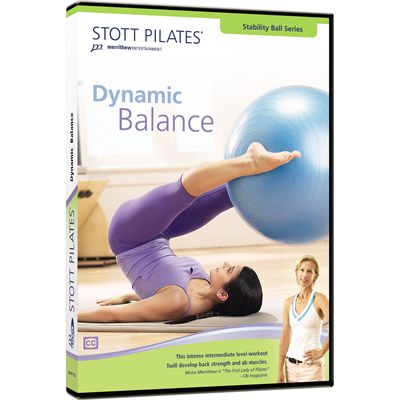Stott Pilates Dynamic Balance DVD