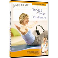 Stott Pilates Fitness Circle Challenge DVD