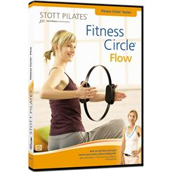 Stott Pilates Fitness Circle Flow DVD