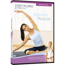 Stott Pilates Pain Free Posture DVD