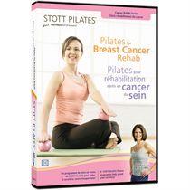 Stott Pilates Pilates for Breast Cancer Rehabilitation DVD