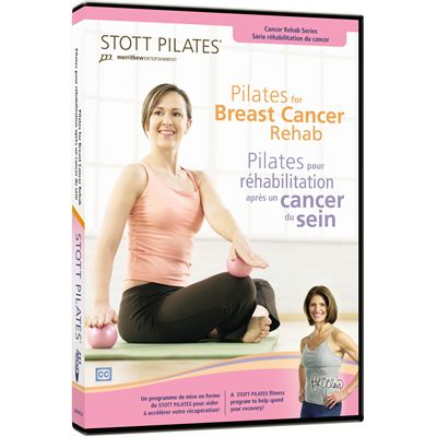 Stott Pilates Pilates for Breast Cancer Rehabilitation DVD