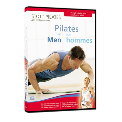 Stott Pilates Pilates for Men DVD