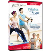 Stott Pilates Pilates with Props Vol 1 DVD