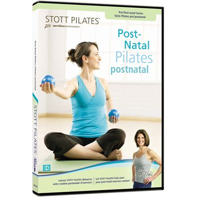 Stott Pilates Post-Natal Pilates DVD