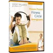 Stott Pilates Power Paced Fitness Circle DVD