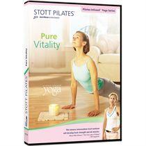 Stott Pilates Pure Vitality DVD
