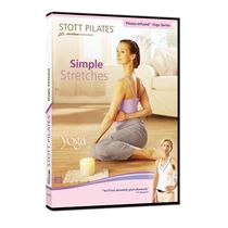 Stott Pilates Simple Stretches DVD