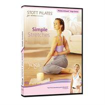 Stott Pilates Simple Stretches DVD