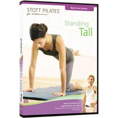 Stott Pilates Standing Tall DVD