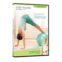 Stott Pilates Superior Balance DVD