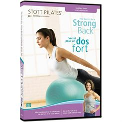 Stott Pilates The Secret to a Strong Back DVD