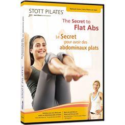 Stott Pilates The Secret to Flat Abs DVD