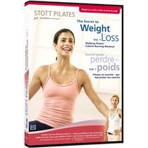 Stott Pilates The Secret to Weight Loss Vol 1 DVD