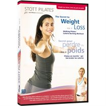 Stott Pilates The Secret to Weight Loss Vol 2 DVD