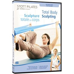 Stott Pilates Total Body Sculpting DVD