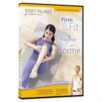 Stott Pilates Firm and Fit DVD